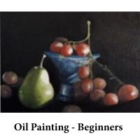 Oil Painting - Beginnersfor page
