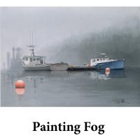 Painting Fog for page