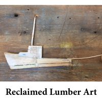 Reclaimed Lumber Art for page