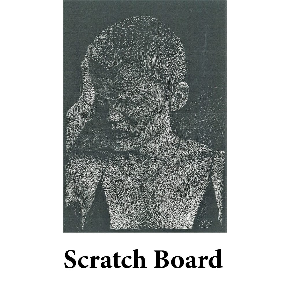 Scratch Board for page