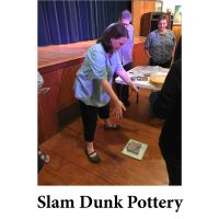 Slam Dunk Pottery for page