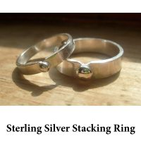 Sterling Silver Stacking Ring for page