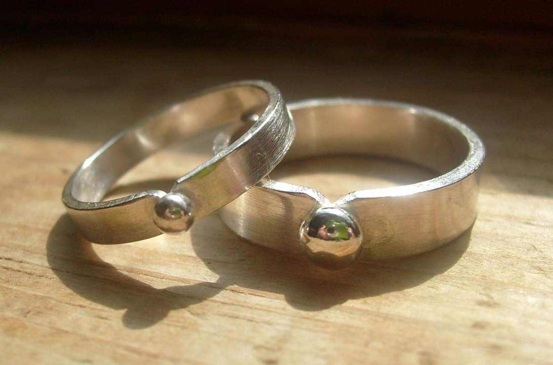 1cb713cf6d0e7 Sterling Silver Stacking Rings