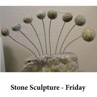 Stone Sculpture - Friday for page