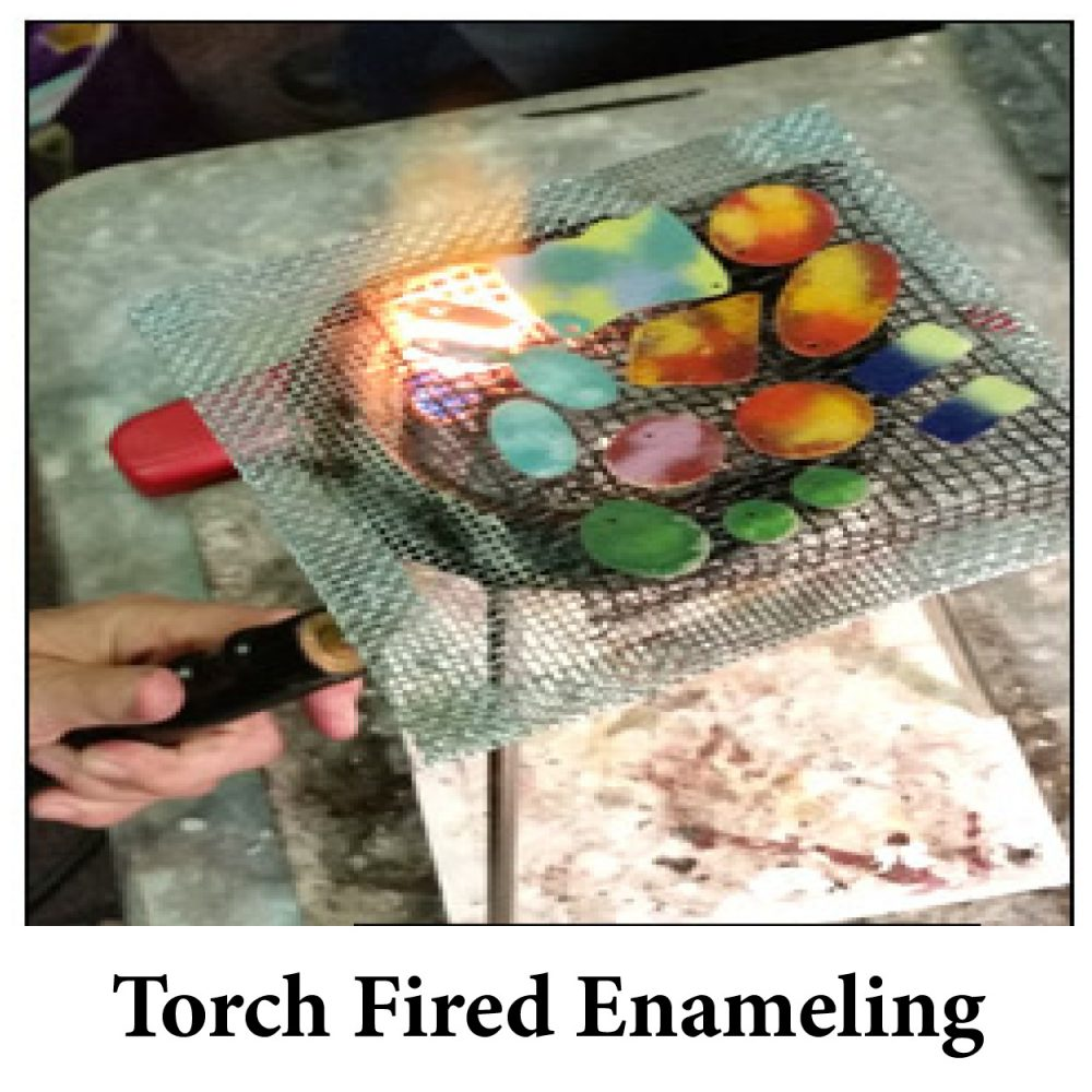 Torch Fired Enameling for page