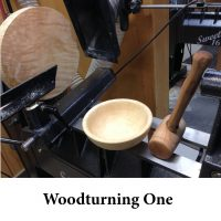 Woodturning One for page