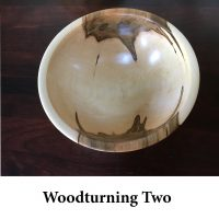 Woodturning Two for page