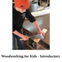 Woodworking for Kids - Introductory for page