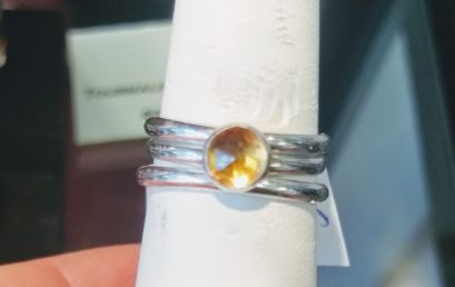 Birthstone Stacking Rings (Virtual)