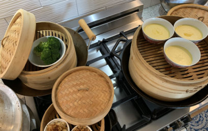 Chinese Steaming, Easy Recipes for Home Cooking (Virtual)