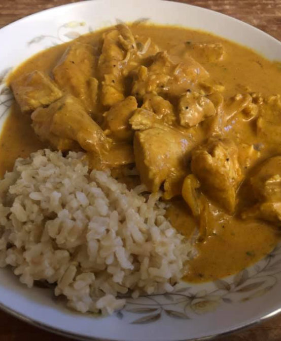 Indian Butter Chicken Virtual Workshop November 5th