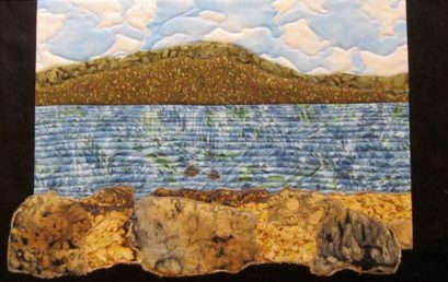 Landscape Quilting Plein Air (Part Two)