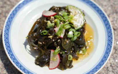 Cooking with Sea Vegetables (Virtual)