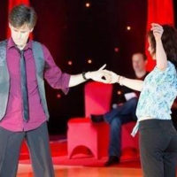salsa and bachata west coast swing class with David Lamon