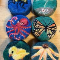 Felted Soaps Carly Weinberg